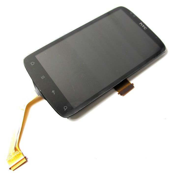 HTC Desire S LCD displej + dotykové sklo