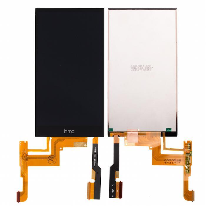 HTC One M8 LCD displej + dotykové sklo
