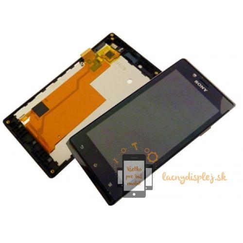 Sony Xperia J LCD displej + dotykové sklo