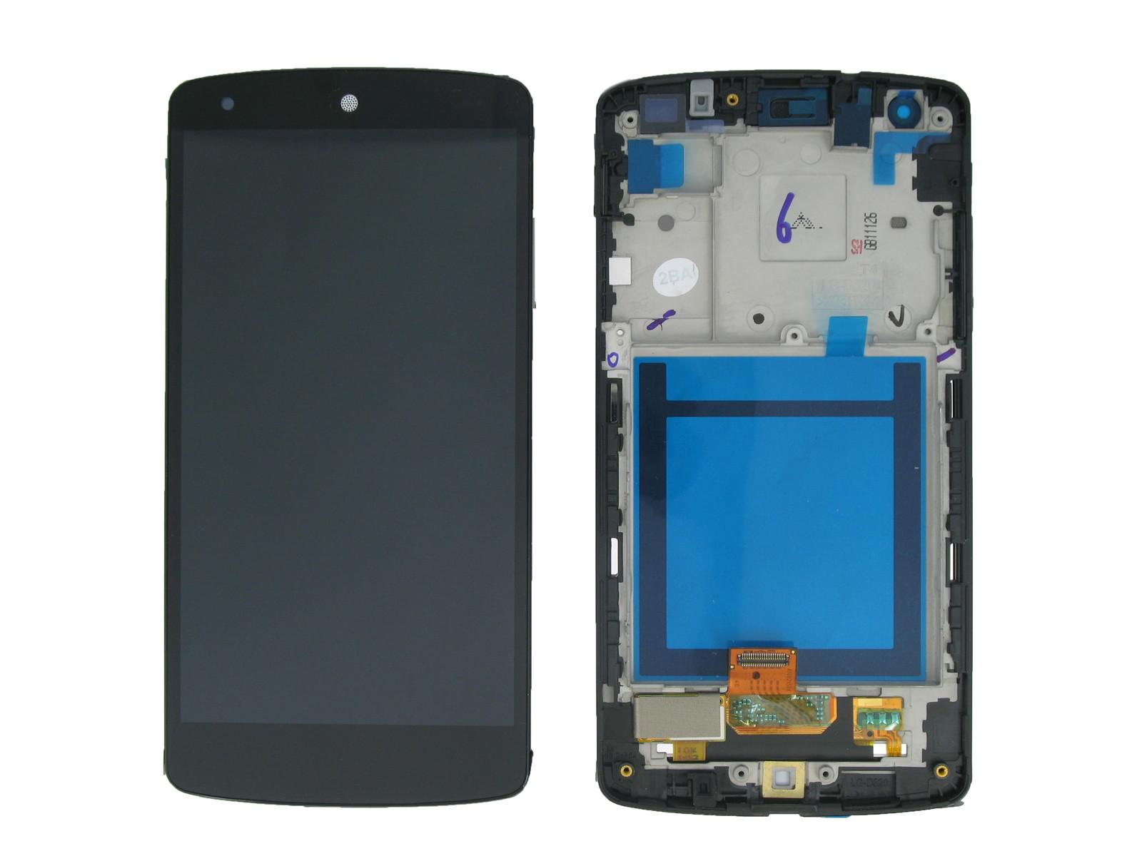LG Nexus 5 LCD displej + dotykové sklo