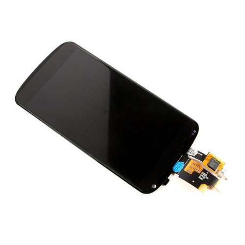 LG Nexus 4 LCD displej + dotykové sklo