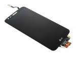 displej s dotkovým sklom na LG G2