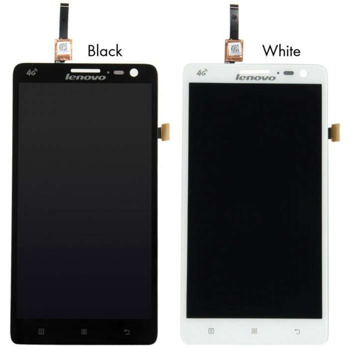 Lenovo S860 LCD displej + dotykové sklo
