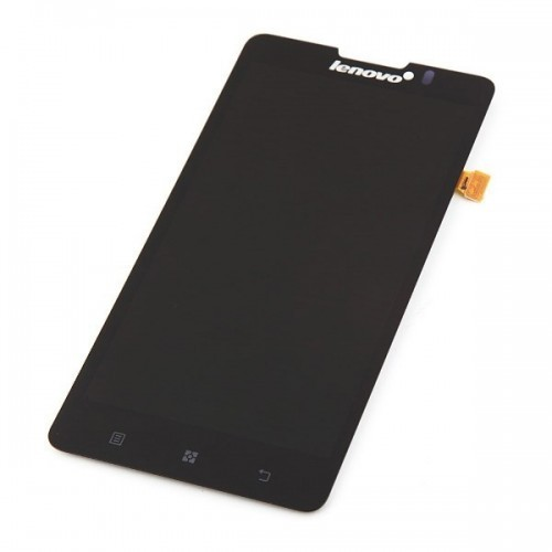 Lenovo A560 LCD displej + dotykové sklo