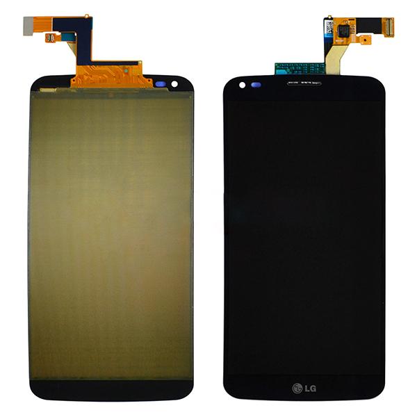 LG G flex lcd displej + dotykove sklo