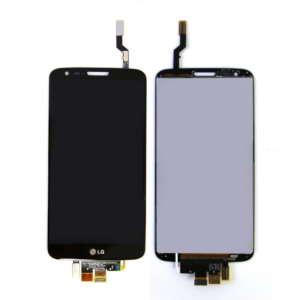 LG G2 d800 lcd displej + dotykové sklo