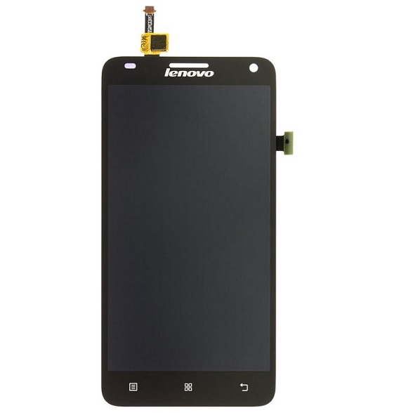 Lenovo S580 LCD displej + dotykové sklo