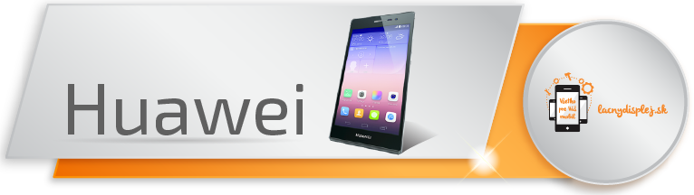 Huawei displej