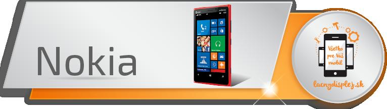 Nokia Displej