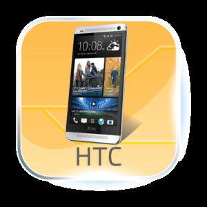 HTC dotykové sklo