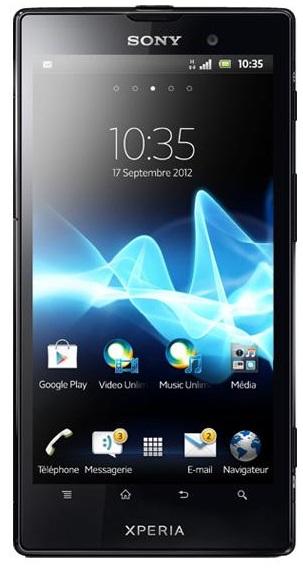 lcd displej a dotykové sklo Sony Xperia ION