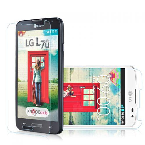 Tvrdené sklo LG L70