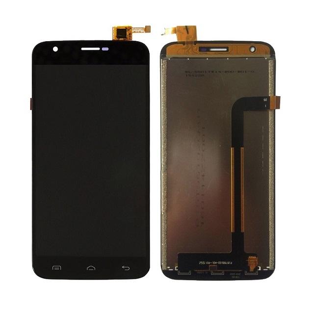 LCD display a dotyková plochaDoogee Y100 Plus