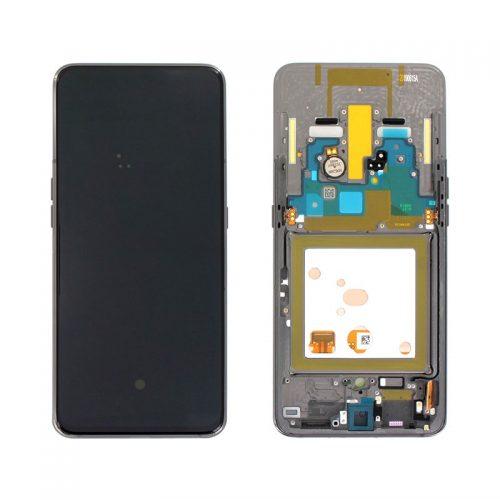 LCD displej + dotykové sklo Samsung Galaxy A80