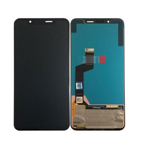 Lcd displej + dotykové sklo LG G8s