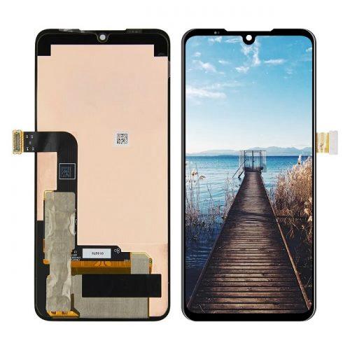 Lcd displej + dotykové sklo LG G8x ThinQ