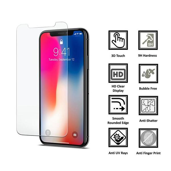 Ochranné tvrdené sklo Apple iPhone X