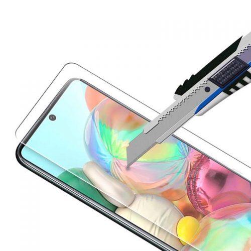 Ochranné tvrdené sklo Samsung Galaxy A71