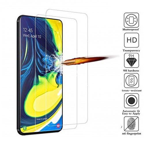 Ochranné tvrdené sklo Samsung Galaxy A80